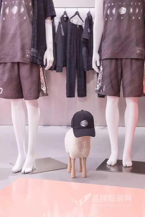 """我们真的不一""""羊"""" 穿着羊毛打篮球不热吗?"""