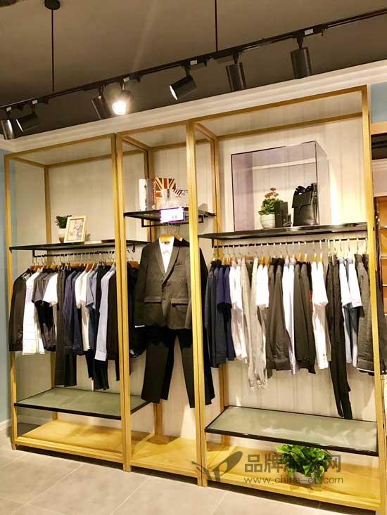 热烈祝贺莎斯莱思男装品牌湖南店7月20日隆重开业!