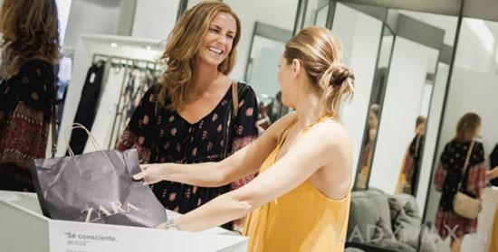 过多的实体店让业绩遭遇瓶颈 快时尚Zara在吹什么风?