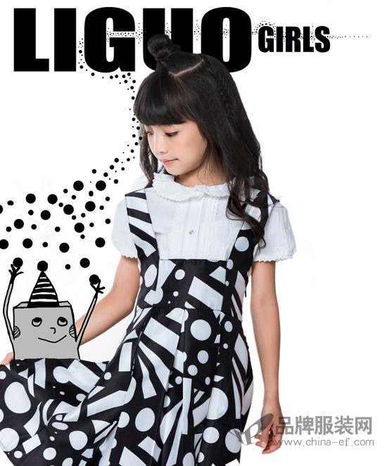 戚薇女儿lucky为什么能这么萌 女儿应该如何打扮