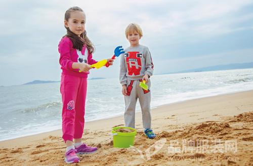 夏天带孩子看一看大海——camkids垦牧童装