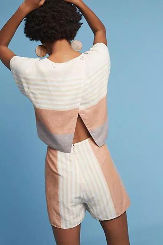 新申亚麻大师 穿出你的亚麻feel 这个夏天属于你!