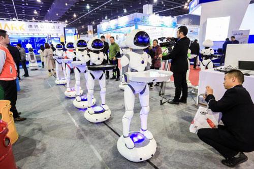 2018义乌装博会 全球平台引爆智能装备新时代