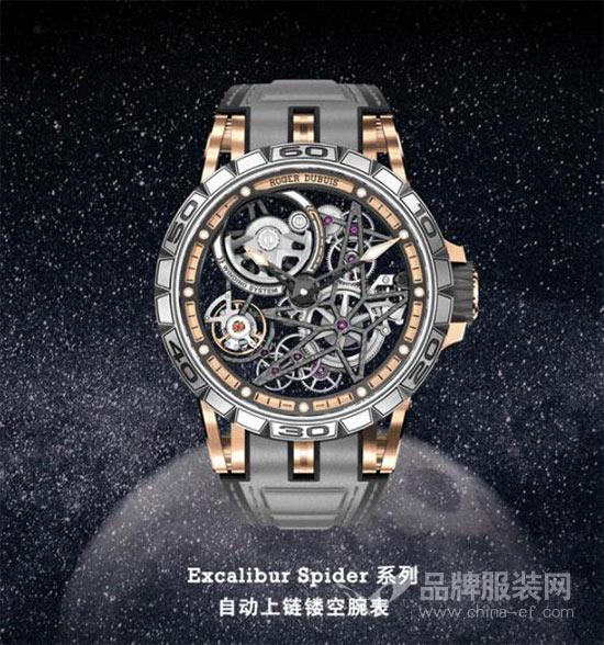 探索 专属于罗杰杜彼Roger Dubuis腕表的轻重比