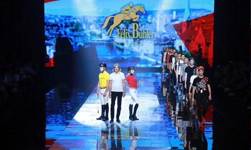 四大品牌联袂2019春夏时尚盛会 完美绽放 撬动时尚圈