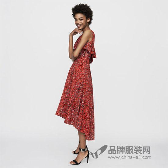 轻奢侈品牌Maje全新2018系列 就是你的专属衣橱