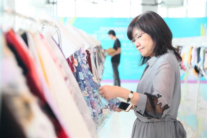 2018中国国际面料设计大赛入围评审 在深圳大浪举行