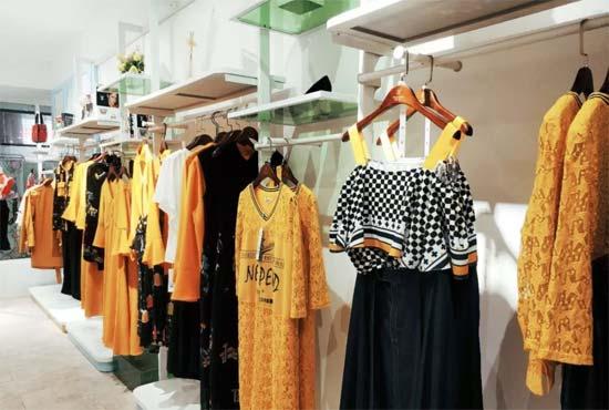 佰莉衣橱共享品牌 成功店铺一家复制一家!