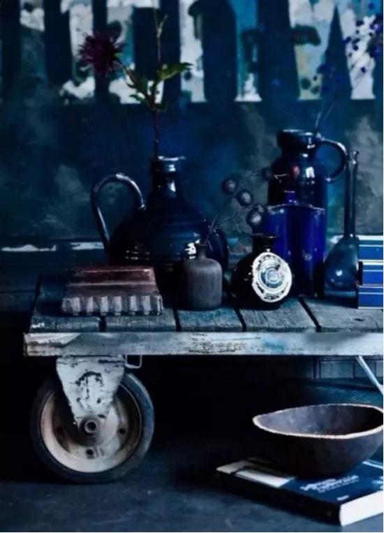 新申亚麻大师 | 深蓝与亚麻 一场优雅的抒情邂逅