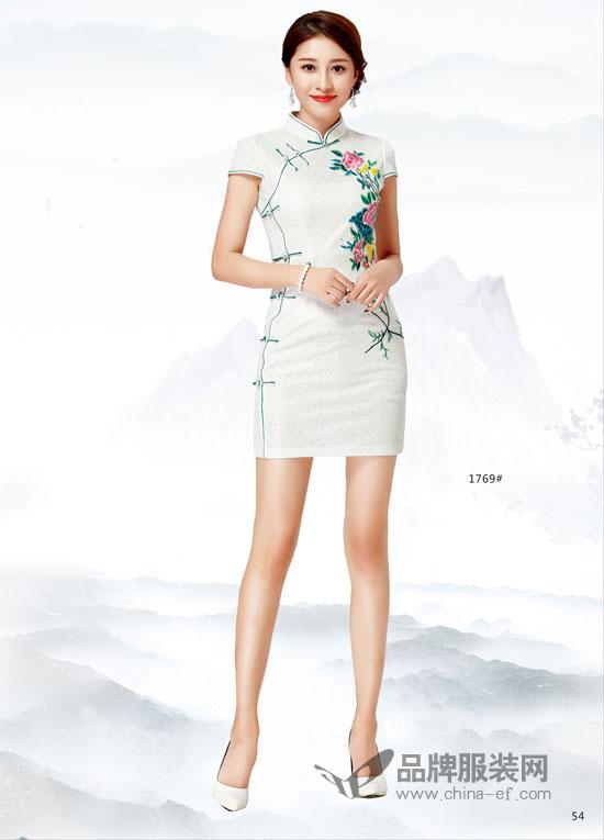 让时尚与典雅相结合 展示出你更完美的身姿~