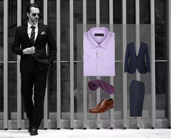 富绅V定制丨定制衬衫领型选得好 女同事都说我整了容