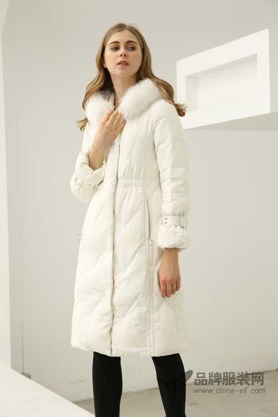 穿上欧米�q冬大衣 这个秋冬做个可爱的棉质女孩~
