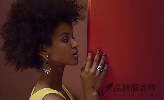 法国奢华品牌尚美巴黎CHAUMET全新系列广告大片曝光