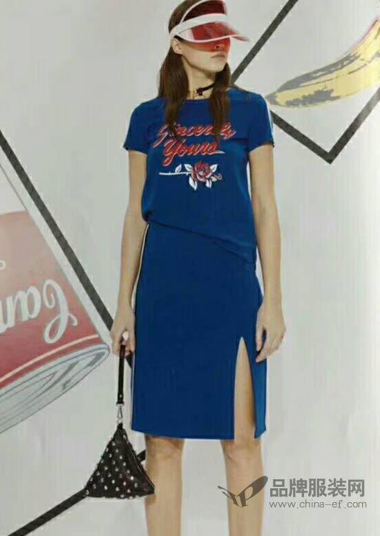 时尚品牌女装加盟粤韵 赢得更多致富先机