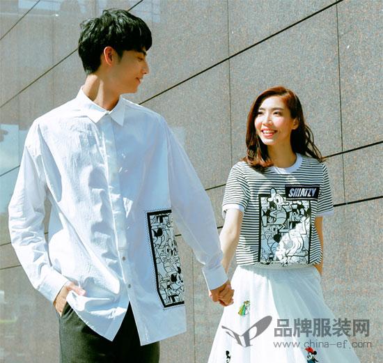 Shiatzy Chen遇见迪士尼 撞出独特时尚火花