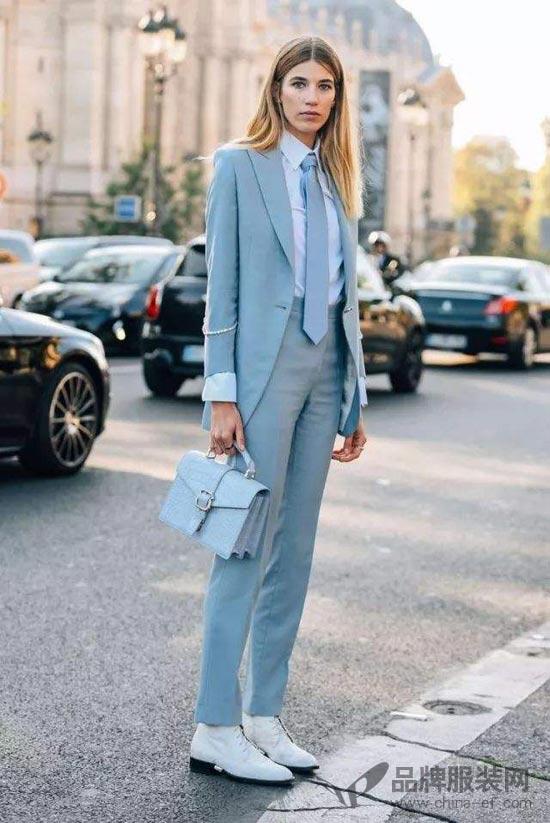 时尚,穿搭,轻正装,职场