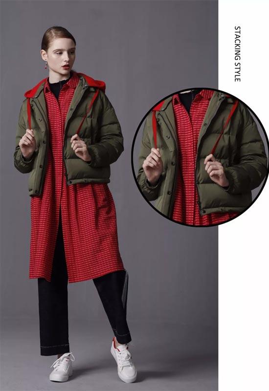 最经典实穿的叠穿套路 助你轻松美翻这个秋天!