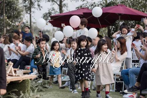 广东时装周五月童品宝贝你是五月的素雅风主义