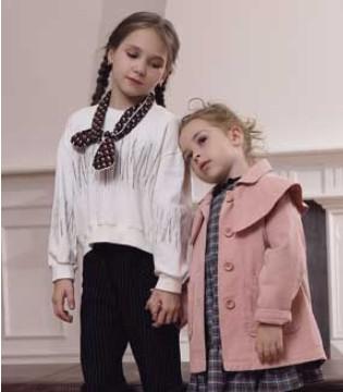 YukiSo童装品牌让你秋冬简单好搭配 还有点可爱哦~