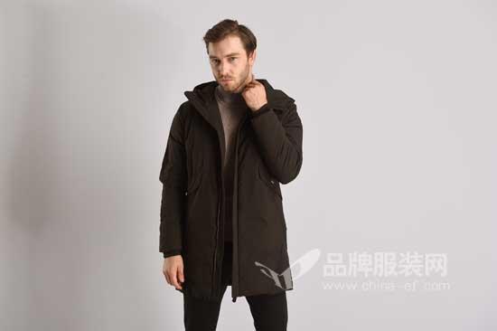 恩咖品牌男装的秋冬装正好 备上一起去滑雪吧