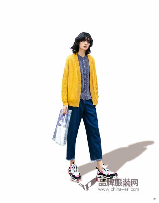 布卡拉秋冬新意全在缤纷的针织衫里 你喜欢什么款式?