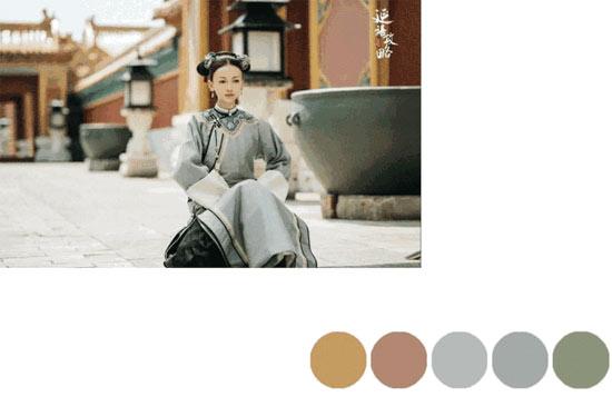 慕拉MULA女装:掺了土的莫兰迪到底多显白?