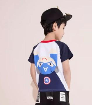 小马嘟嘟品牌童装:为孩子插上创想的翅膀