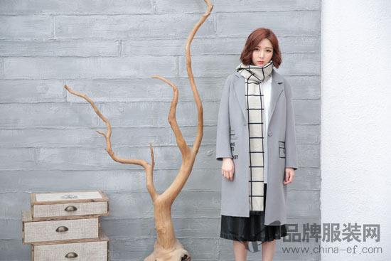 着秀<a href='http://news.china-ef.com/list-107-1.html'  style='text-decoration:underline;'  target='_blank'>新品</a>:经典的黑白灰才是横扫都市的优雅色