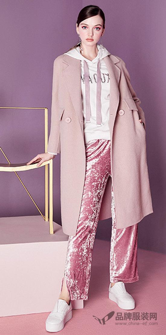 衣诗漫带给你优雅与高贵的初秋着装灵感