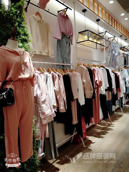喜讯!城市衣柜女装又在四川成都开业啦!