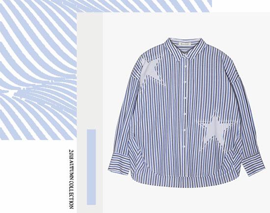 SHUIMIAO:条纹衬衫为什么这么火!