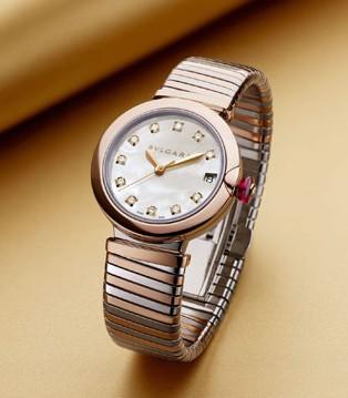 DFS集团独家呈献全新宝格丽系列光环手表