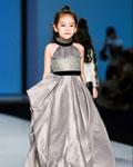 文化 童装产业跨界合作一大波少儿超模亮相广东时装周