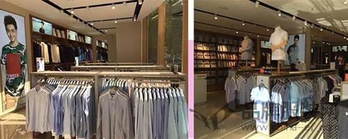 恭喜罗蒙品牌在山东潍坊迎来新店开业!祝开业大吉!