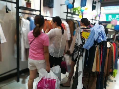 热烈祝贺夺宝奇兵女装8月30日重庆巫山店盛大开业!
