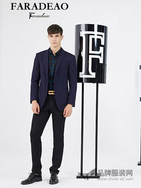 法拉迪奥2018秋冬上新 会穿黑色才是真正的时髦