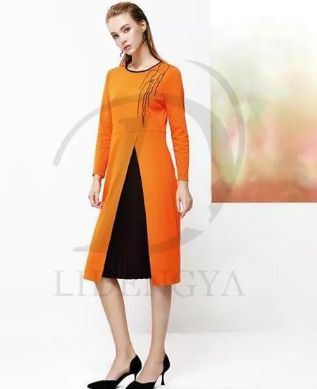 菇凉!靓衣在这里 丽登雅品牌女装秋季新品