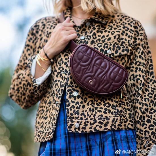 探讨时尚品牌AIGNER爱格纳全新收集 一起步入周末