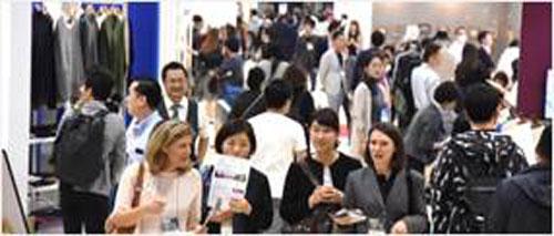 日本规模最大的时尚服装产业展10月即将开幕期等您来