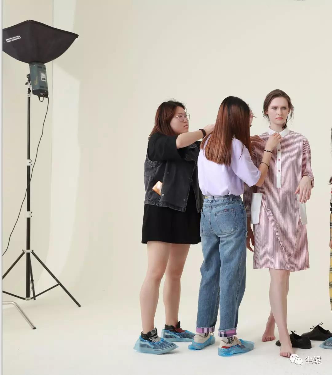 CHEN ZHAN尘辗新闻:2019春季拍摄花絮