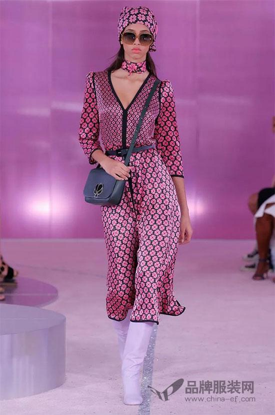 Kate Spade品牌迎创始人去世后的纽约时装周首秀