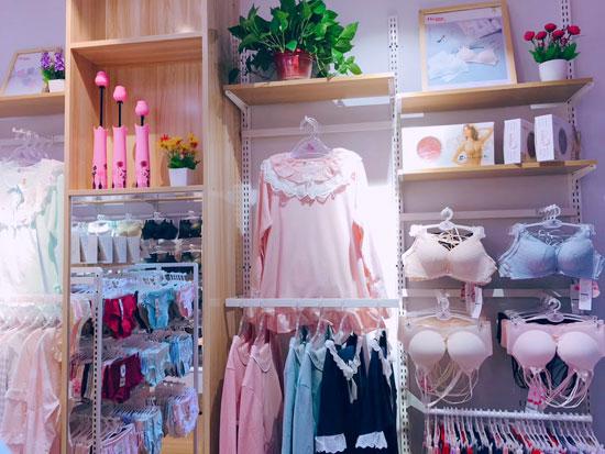 恭祝玫瑰春天品牌内衣携手孙姐正式进驻湖南地区!