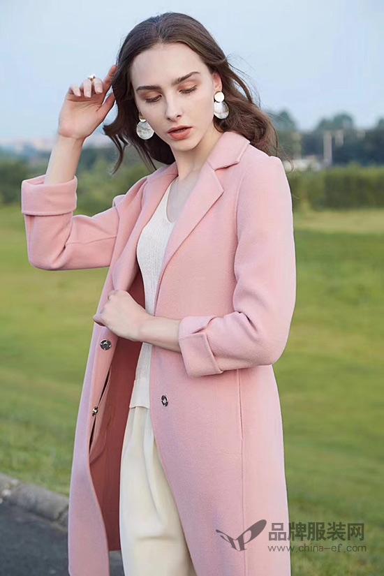 想要时尚一百分吗 先来一件衣佰芬秋季新品吧