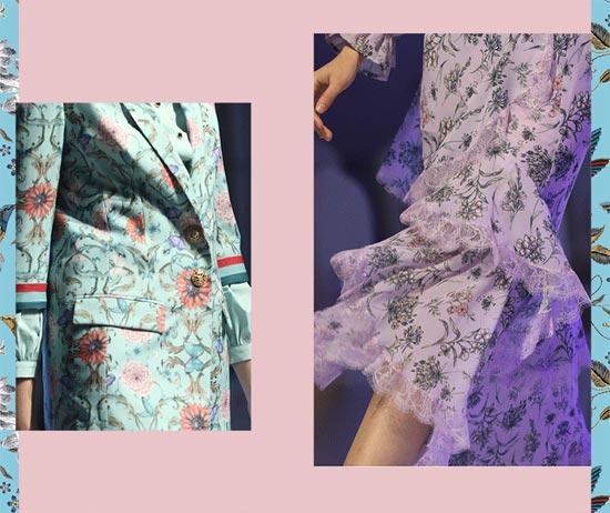 纽方2019春夏高级时装发布会:秀场直击