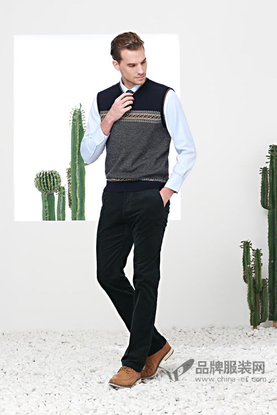 做精英男人如何穿衣服 富绅衣品看得见