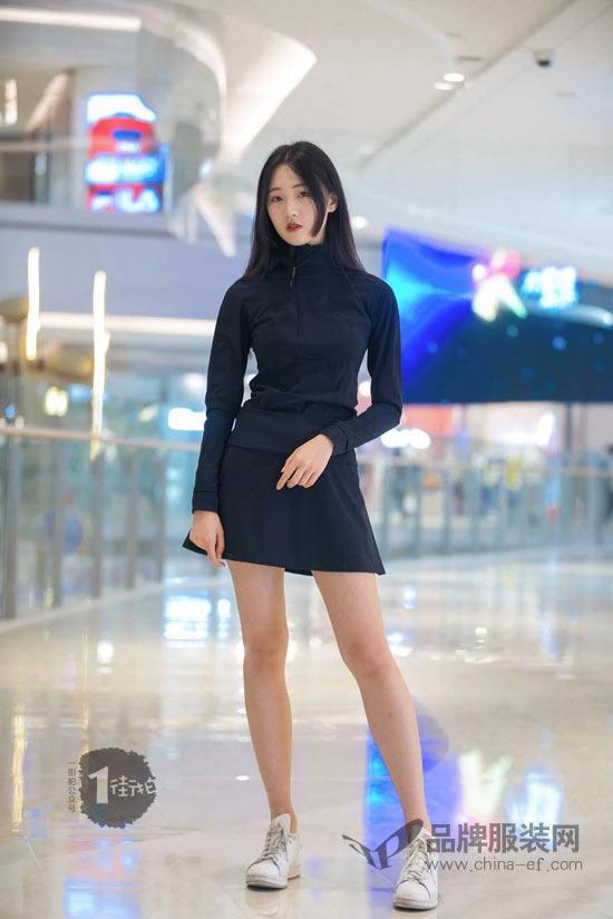 腿长长长长长不是梦 会穿短裙就行啦!