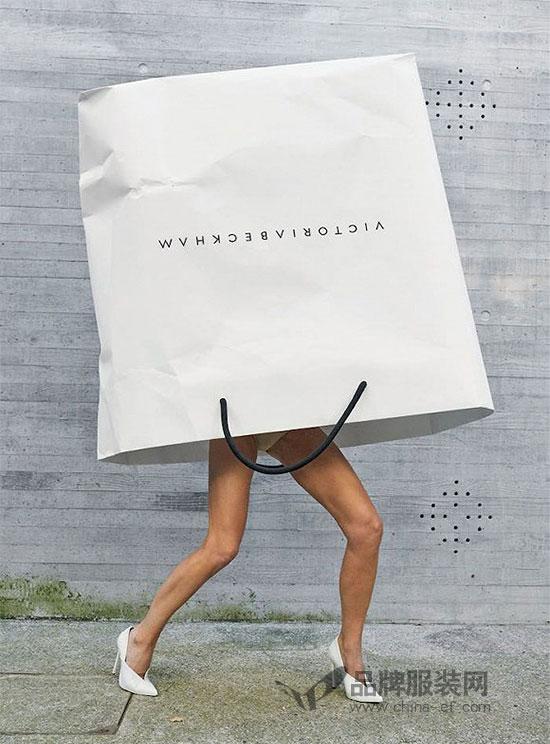 同名品牌创立十周年 贝嫂却被装进购物袋?
