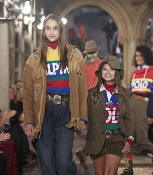 Ralph Lauren50周年大秀 美式时尚的新解读