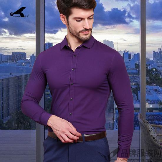 优雅高贵的代言人 皇卡时尚男装不容错过
