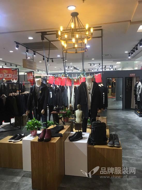 好消息!驻马店玖生活男装一周年庆将于9月22日盛大举行!